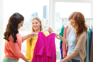 Shopping with your Teen