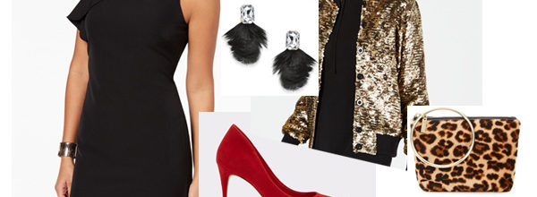 How to Change the Look of Your LBD for Holiday Dressing